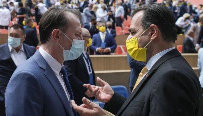Cîţu: biztosítanunk kell az állampolgárokat, hogy a PNL belső kampánya nem hat ki a kormányzásra