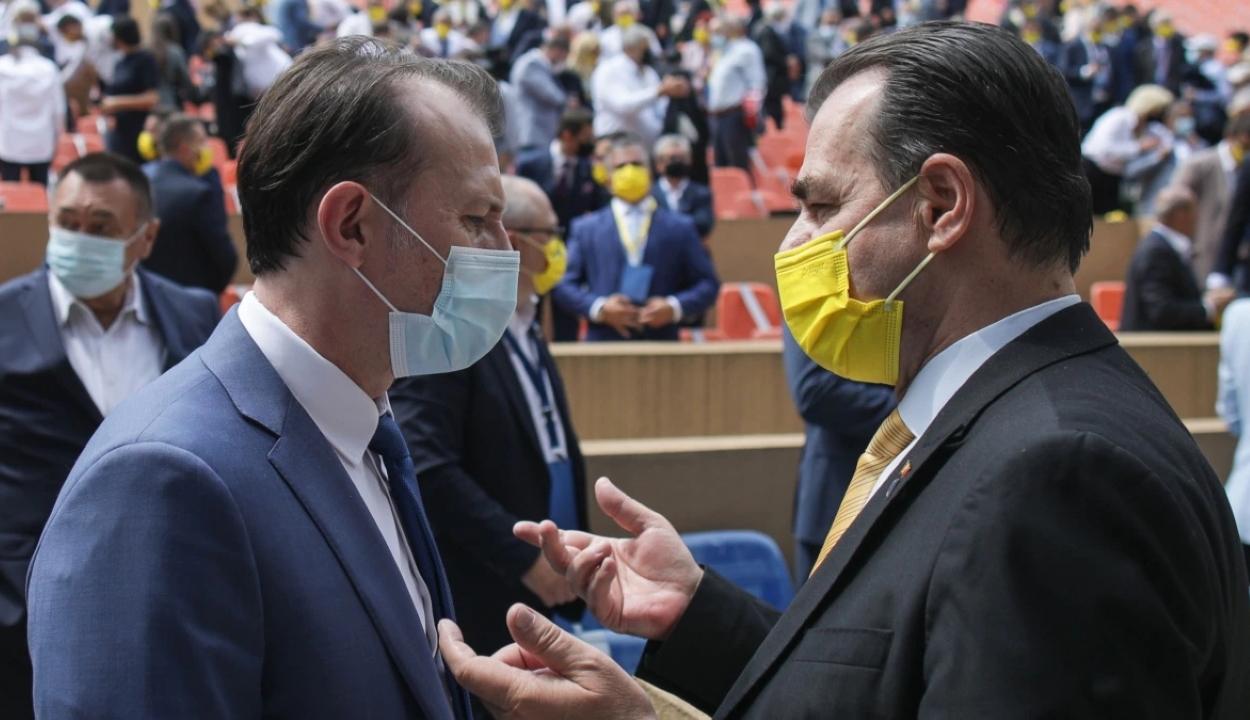 A PSD szerint Florin Cîţu kormányzati erőforrásokat használ a PNL elnökségéért folytatott kampányban