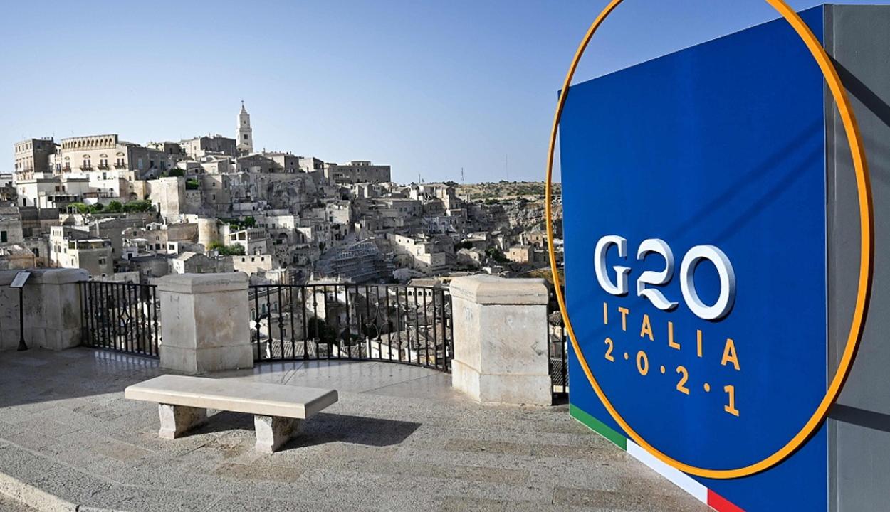 Megadóztatnák a multinacionális vállalatokat a G20-ak