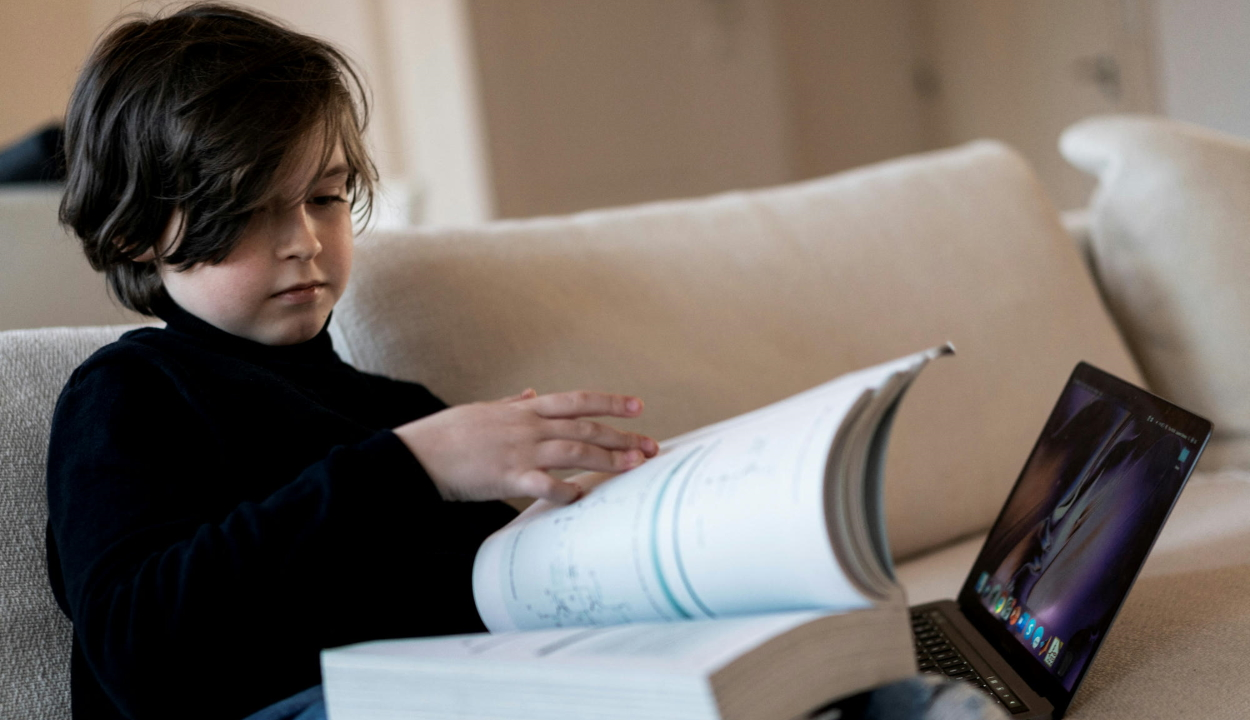 A halhatatlanság elérése a 11 évesen egyetemi diplomát szerző csodagyerek célja
