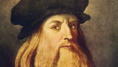 Leonardo da Vinci élő rokonaira bukkantak