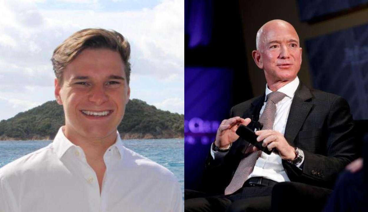 Egy 18 éves holland diákot is magával visz az űrbe Jeff Bezos