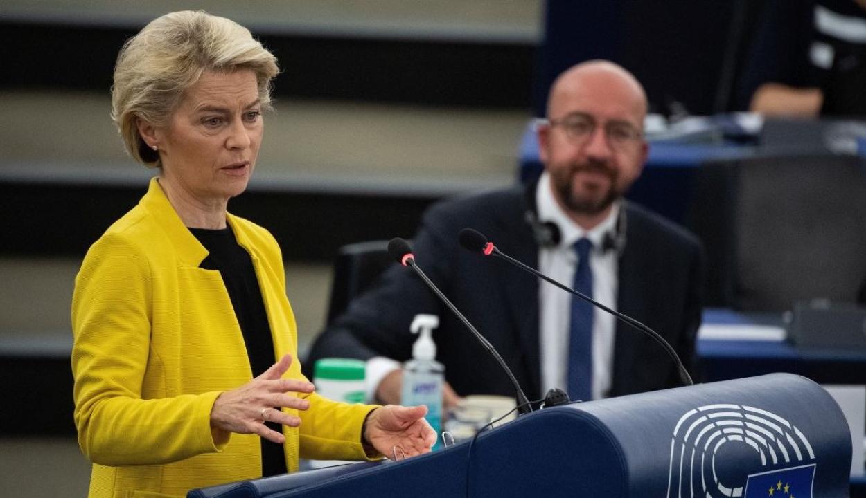 Von der Leyen: az EU minden jogi eszközt be fog vetni, ha a magyar jogszabályt nem módosítják