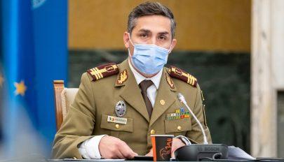 Gheorghiță: szeptembertől kezdődhet a harmadik adag oltás beadása