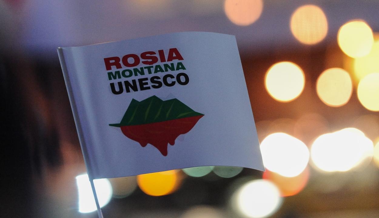 Felvették Verespatakot az UNESCO világörökségi listájára