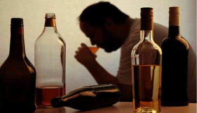 Az alkohol a drog