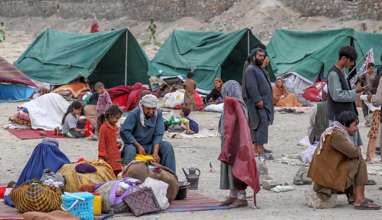 Románia még nem döntött az afgán menedékkérők befogadásáról
