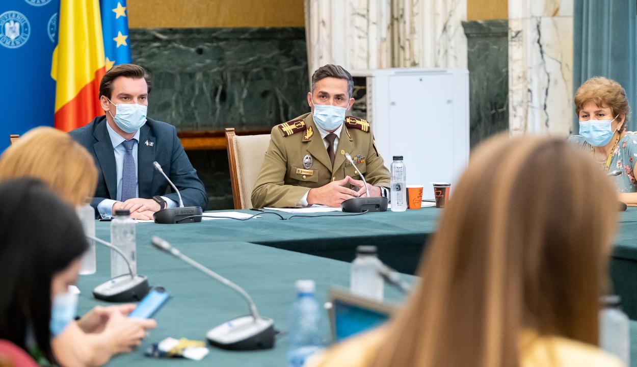 Gheorghiţă: lassan, de folyamatosan növekszik az új fertőzések száma