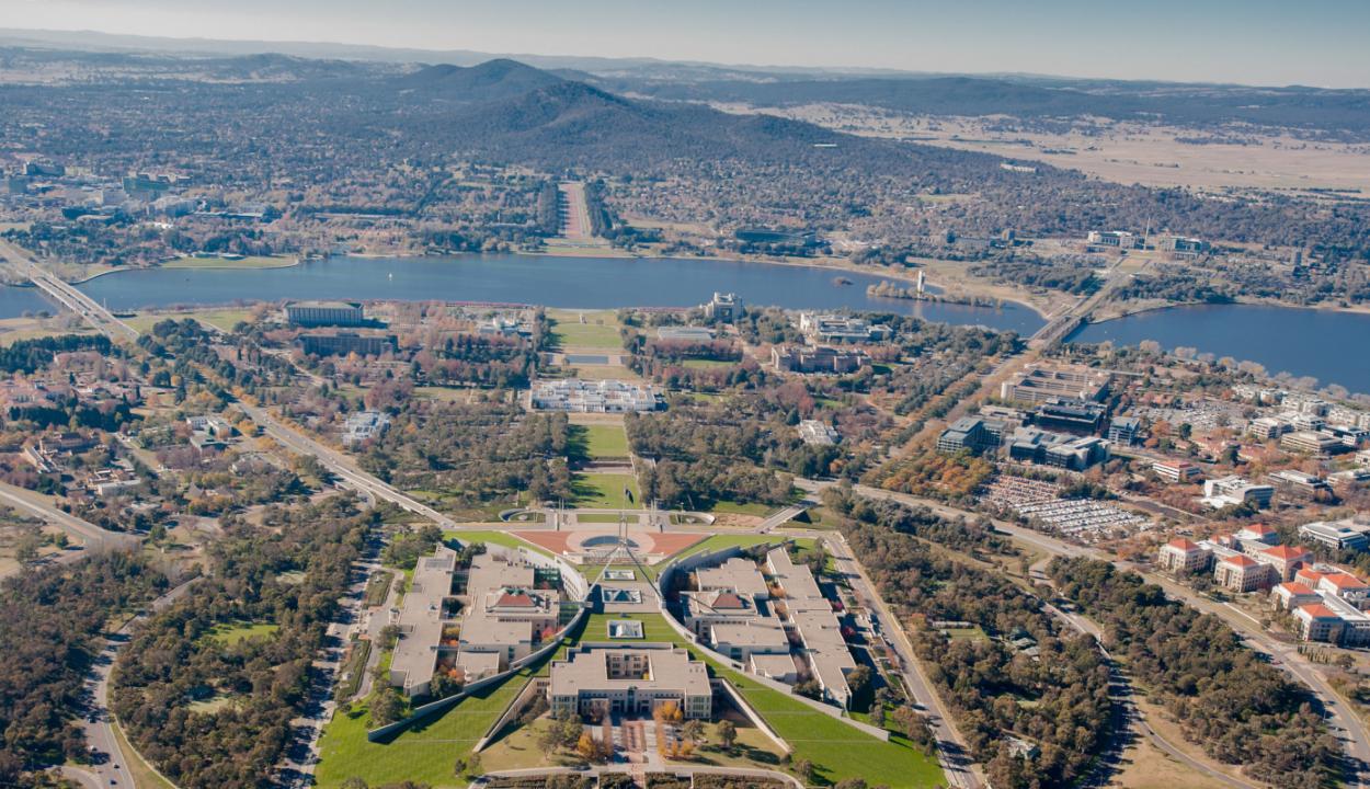 Egyetlen koronavírusos beteg miatt karantén alá helyezik az ausztrál fővárost