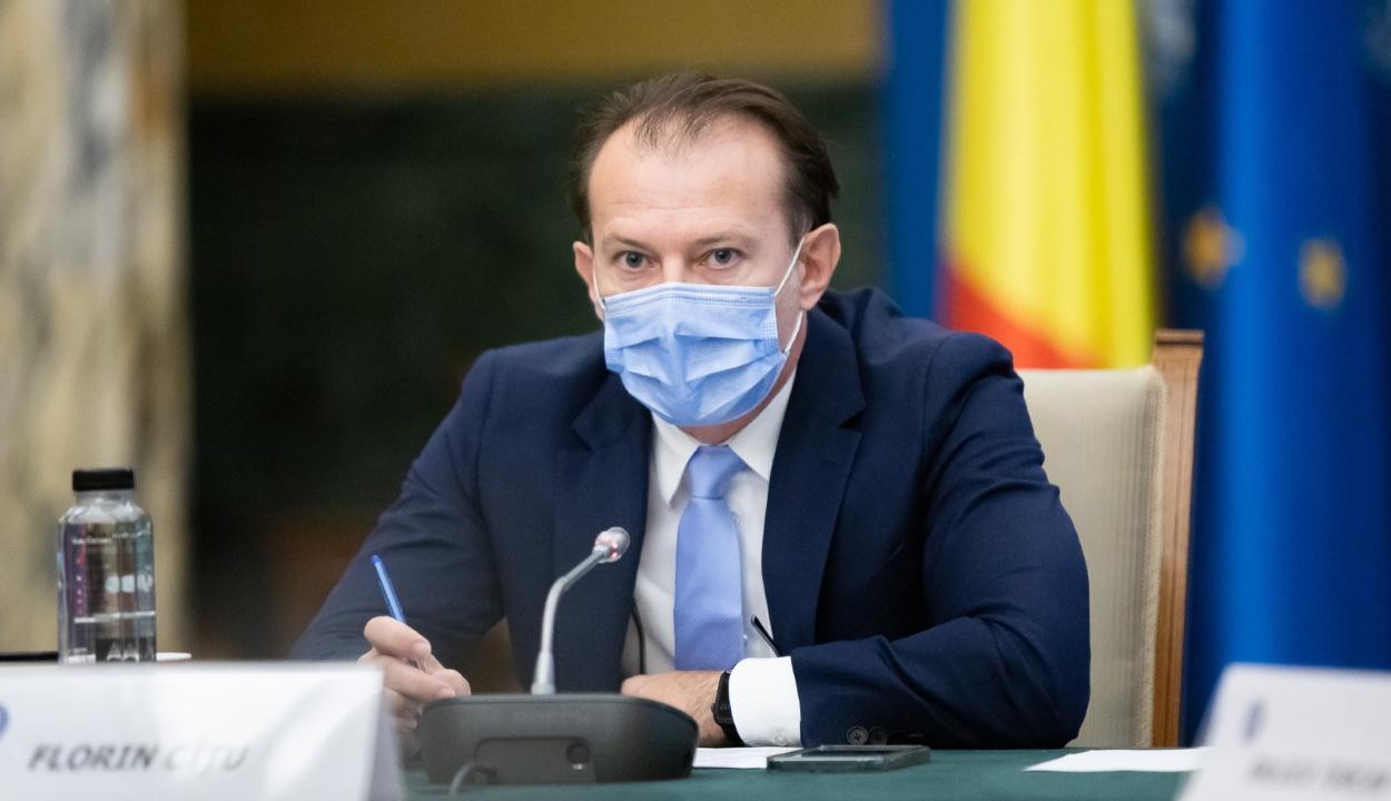 Cîţu: az előre hozott választásokról nem a PSD, hanem az államfő dönt