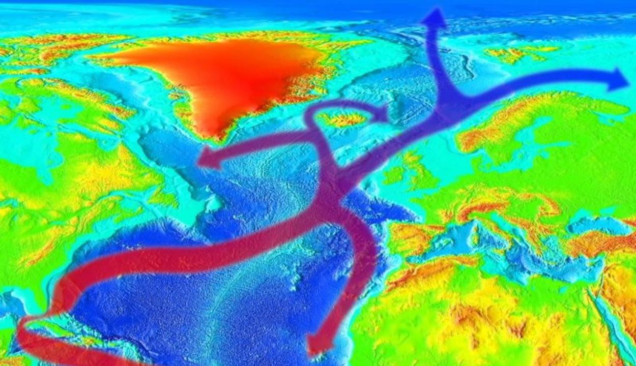 Egyre több jel utal a Golf-áramlat közelgő összeomlására