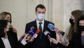 USR: Florin Cîţu és Klaus Iohannis voltak a válság kirobbantói