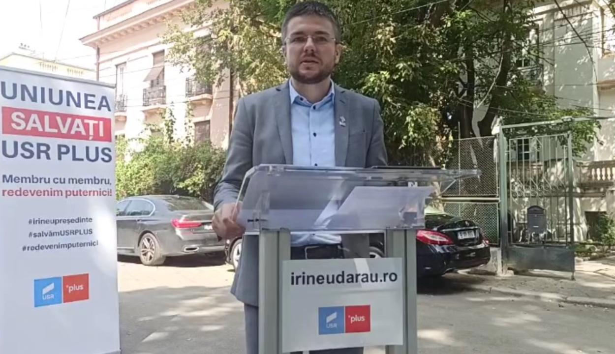 Kihívója akadt Barnának és Cioloșnak az USR PLUS elnöki tisztségéért