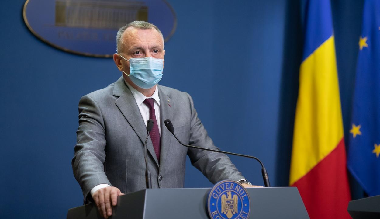 Cîmpeanu: még nem hagyták jóvá a diákok beoltására vonatkozó formanyomtatványt
