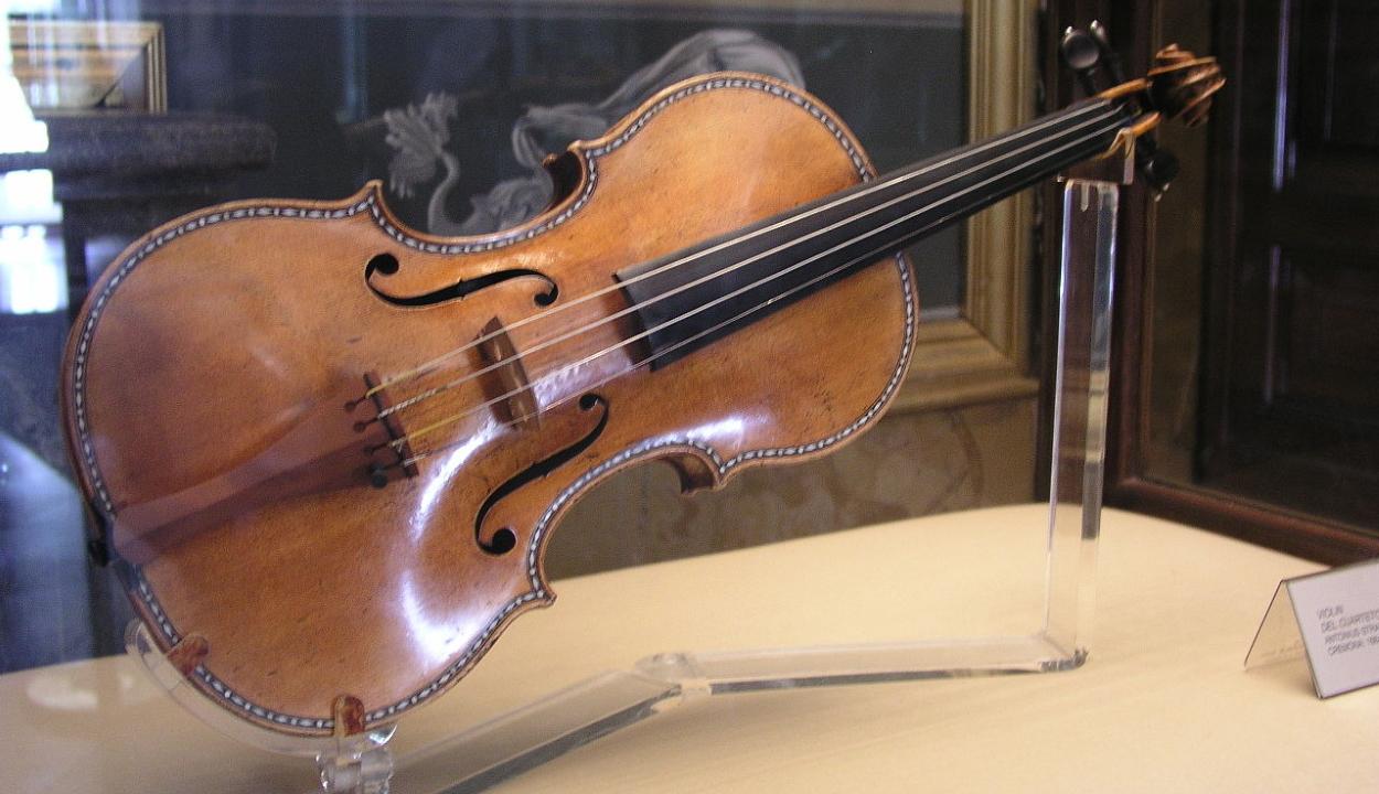 Azonosították a Stradivari-hegedűk hangzásában kulcsszerepet játszó kemikáliákat