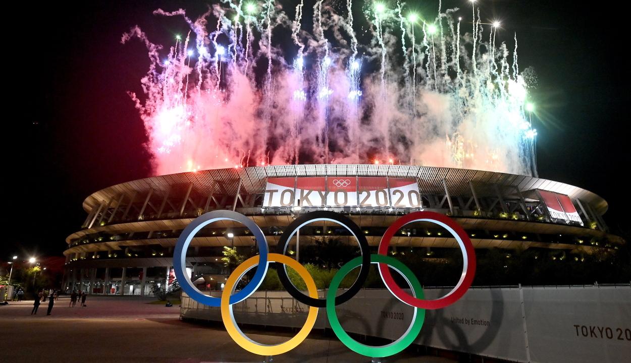 Tokió 2020: kialudt a láng, véget ért a XXXII. nyári olimpia