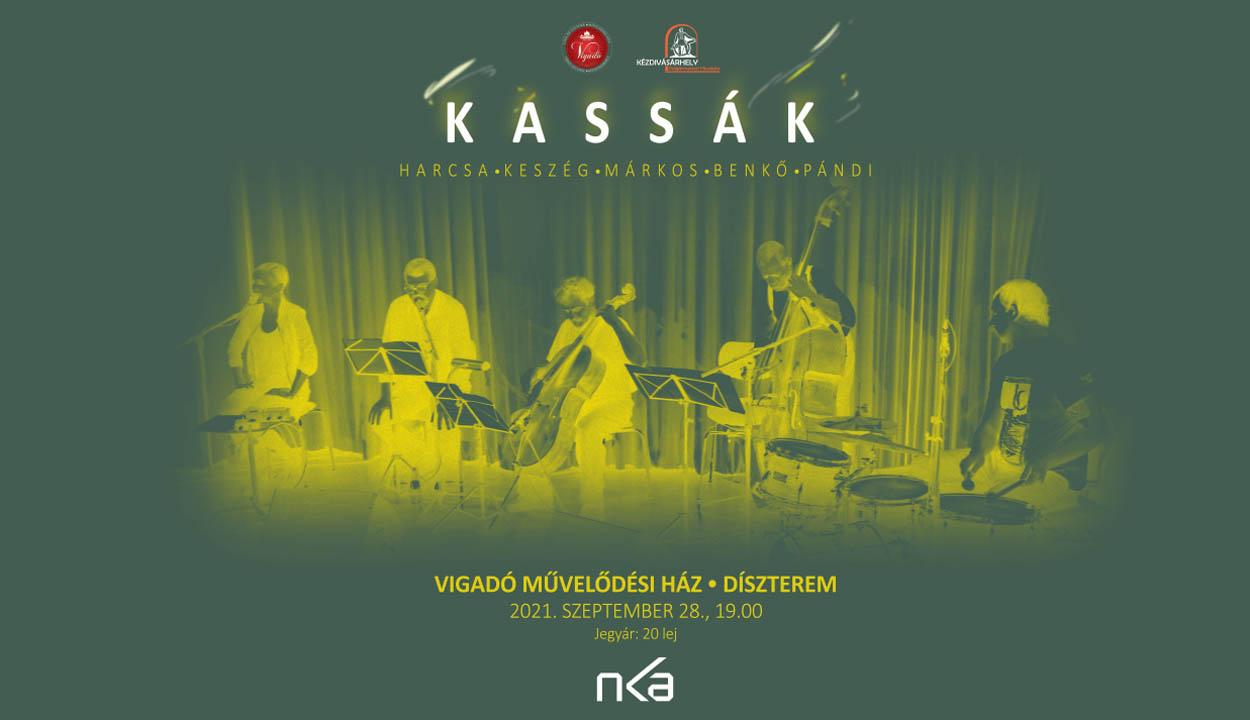 Kassák Lajos-jazzest
