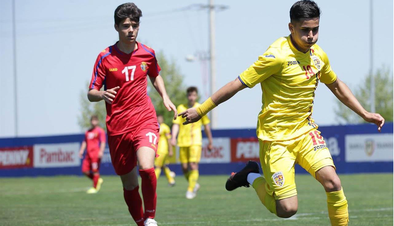 Fiatal labdarúgók az élvonalban