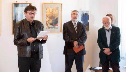 V. Bodoni Zsuzsa emlékkiállítása