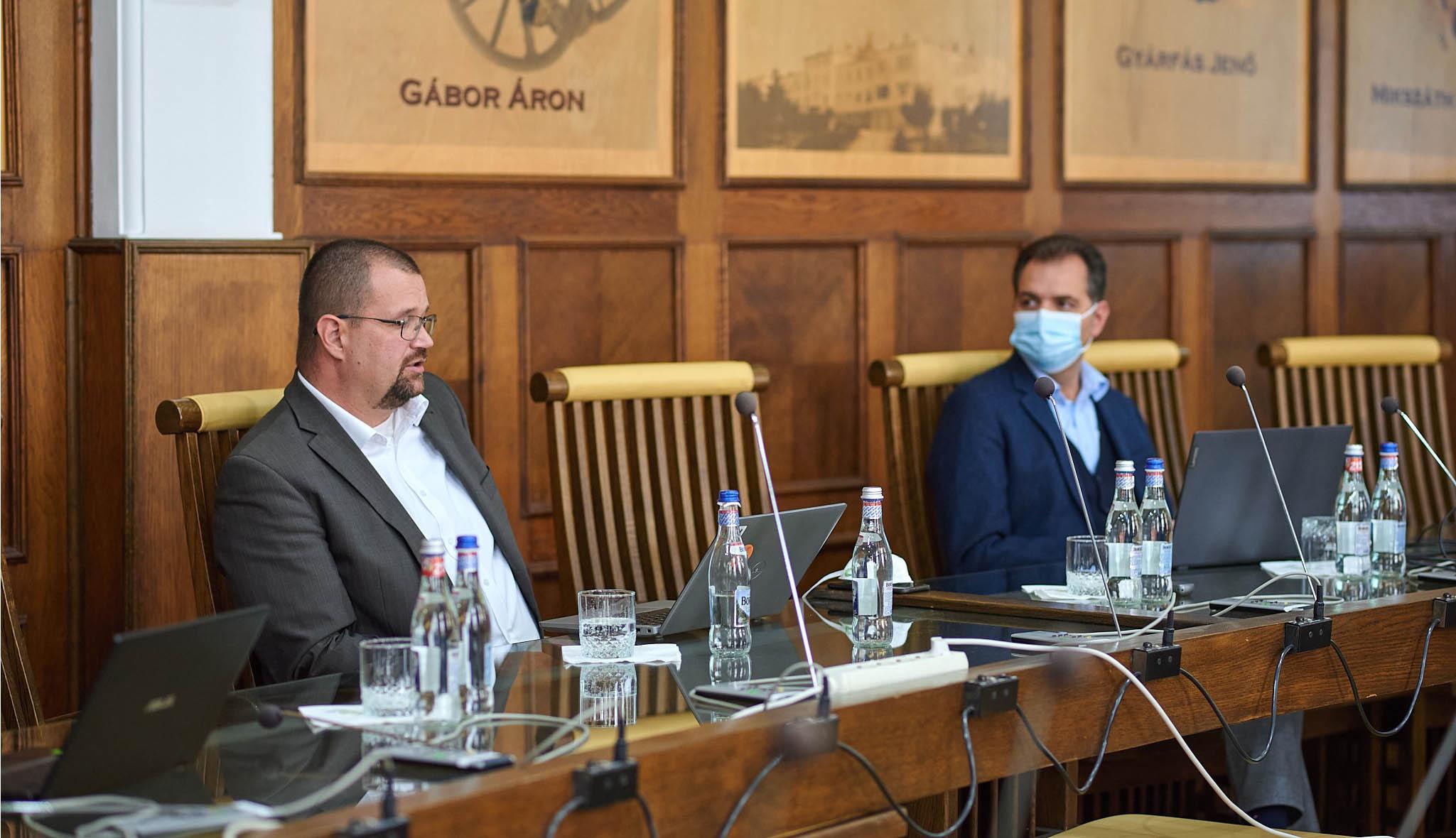 Készül a Gödri Ferenc városfejlesztési terv