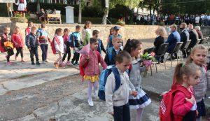 Baróton és a hozzátartozó falvakban 66 előkészítő osztályos kezdte el az iskolát