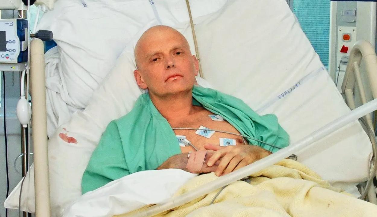 EJEB: Oroszország a felelős Alekszandr Litvinyenko meggyilkolásáért