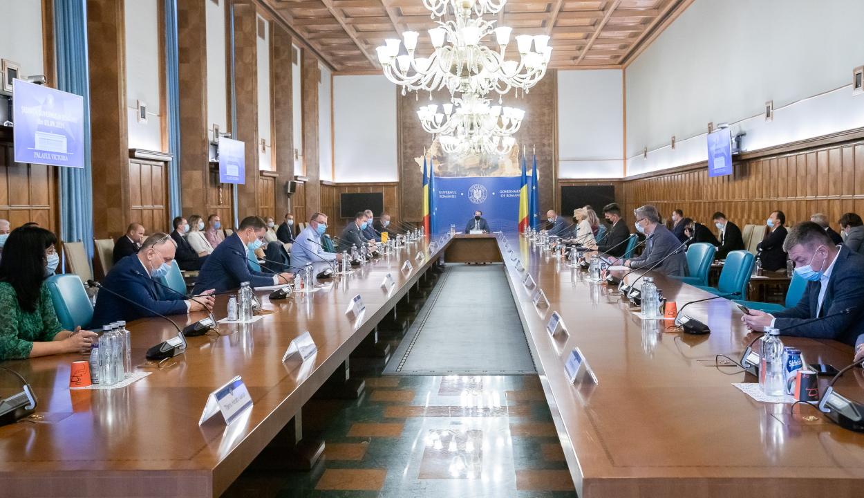 A kormány elfogadta az Anghel Saligny fejlesztési tervet