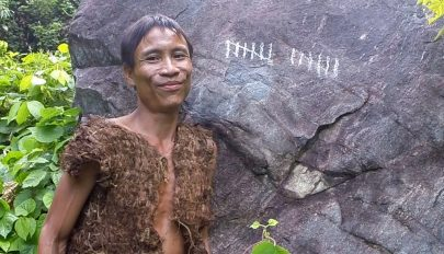 Negyven évig élt az őserdőben, beszélni is alig tudott megtanulni