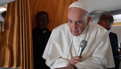 Ferenc pápa: megérintett a magyarok ökumenikus szellemisége, családvédelme és környezettudatossága