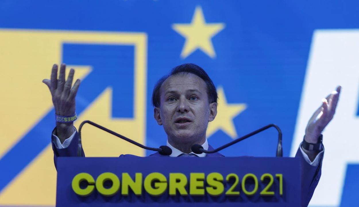 Florin Cîţu lett a PNL új elnöke