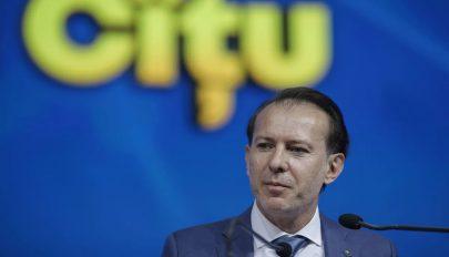 Nagy esélyt lát Florin Cîţu a PNL-USR PLUS-RMDSZ koalíció helyreállítására