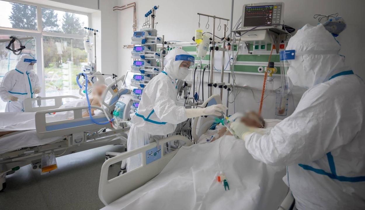 Románia tárgyalásokba kezdtett Magyarországgal koronavírusos betegek átvételéről