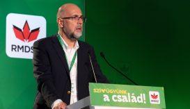 RMDSZ-kongresszus: cselekvési tervet fogadott el a Szövetség