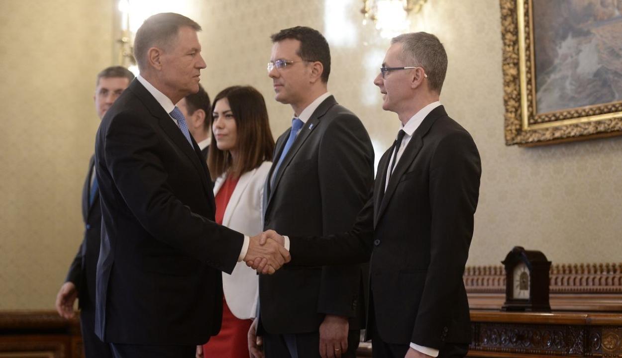 Az államfő aláírta a Stelian Ion menesztéséről szóló elnöki dekrétumot