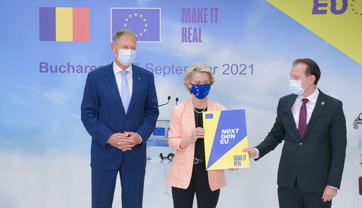 Az Európai Bizottság jóváhagyta Románia helyreállítási tervet