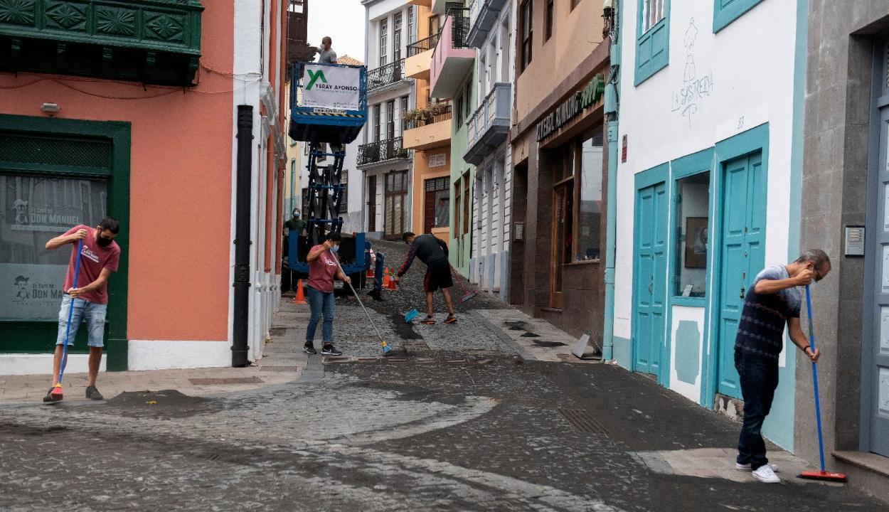 A vulkánkitörés már 513 épületet semmisített meg La Palma szigetén