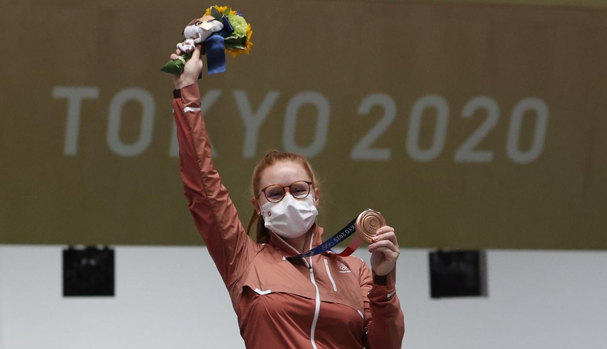 Posztolimpiás depresszió kínozza az aranyérmes sportlövőt
