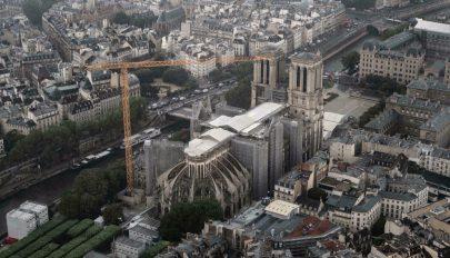 Kezdődhet a Notre-Dame helyreállítása