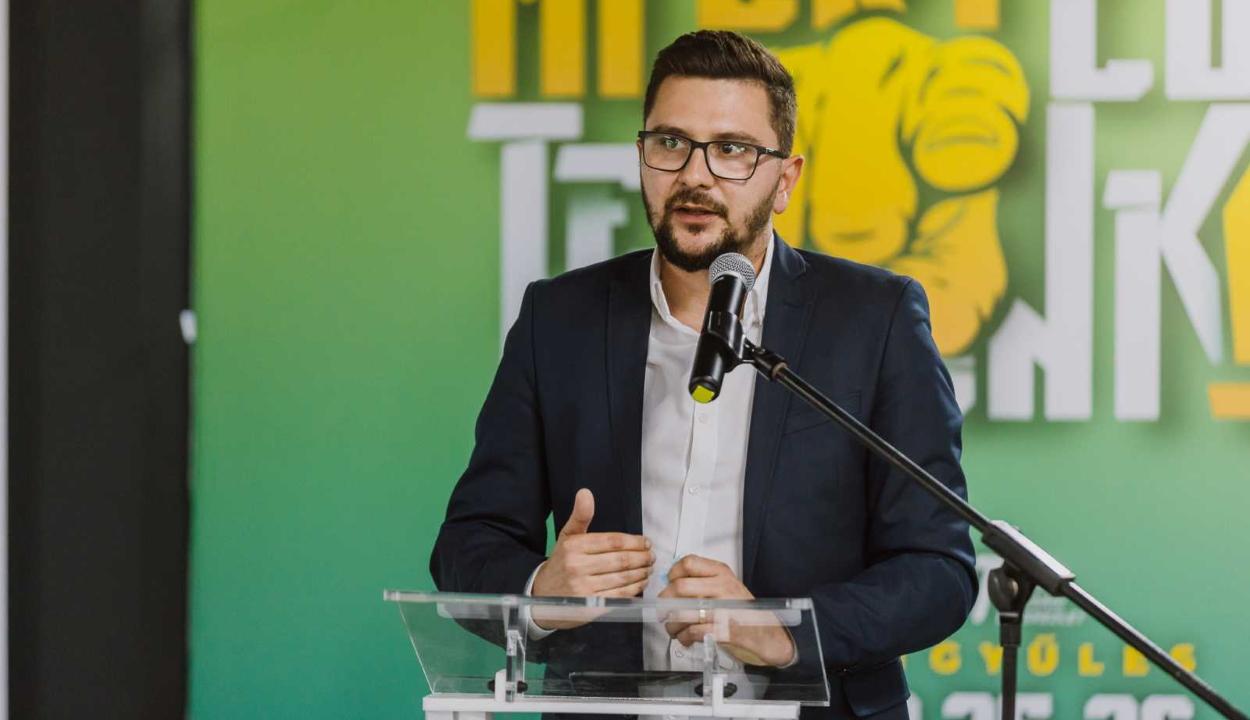 Oltean Csongor marad a Magyar Ifjúsági Értekezlet elnöke