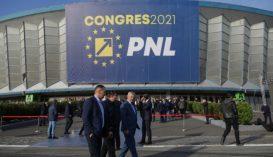 Elkezdődött Bukarestben a PNL tisztújító kongresszusa