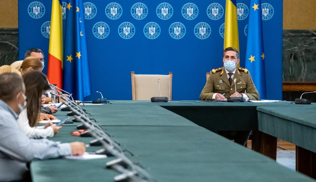 Gheorghiță: már jövő héten elkezdődhet a harmadik dózis beadása
