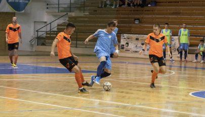 Idegenben nyert a KSE Futsal