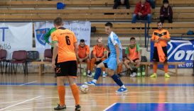 Hibátlan a KSE Futsal