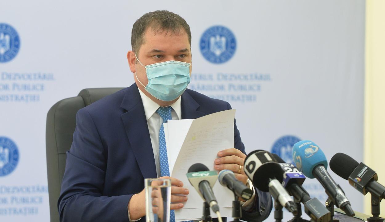 Cseke Attila: a járvány negyedik hulláma még nem tetőzött, óriási a nyomás a kórházakon