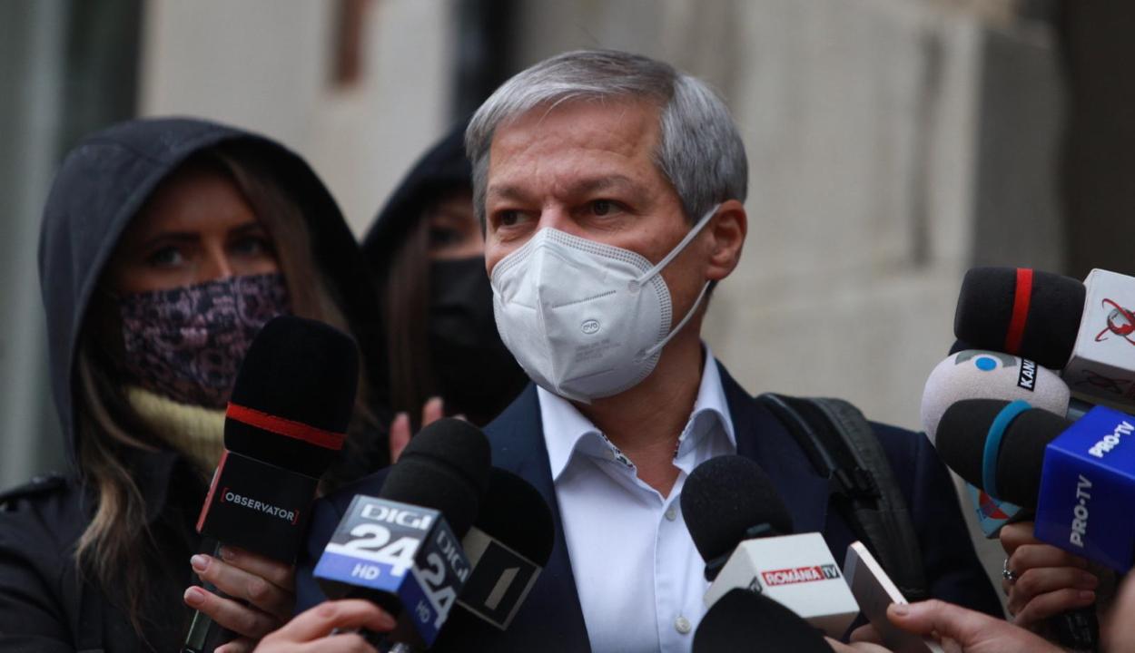 Dacian Cioloș beterjeszti hétfőn a parlamentbe a kormányprogramot és a miniszterjelöltek névsorát