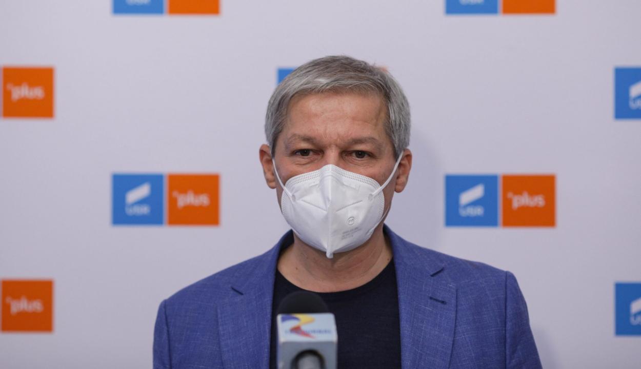Dacian Cioloșt választották az USR PLUS elnökévé
