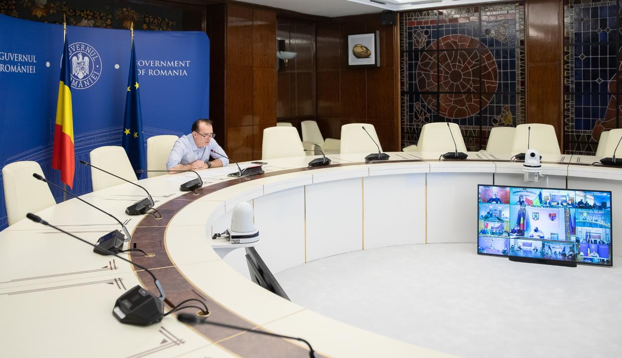 Florin Cîţu csalódott, amiért az egészségügyben magas az oltatlanok aránya
