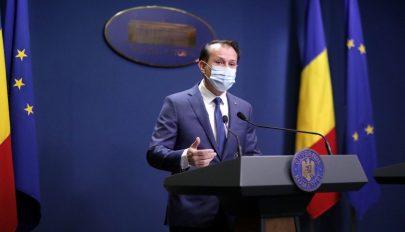 Cîţu reméli, hogy még az év vége előtt megalakul az új kormány