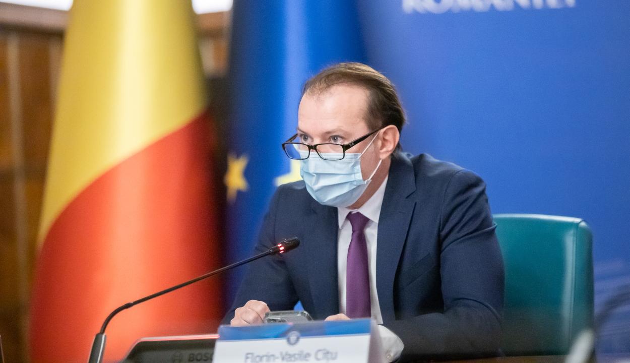 Cîţu: a PSD-nek és az USR-nek egyetlen érve sincs elutasítani kisebbségi Ciucă-kormányt