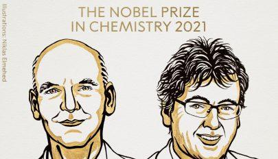 Molekuláris kutatásokért ketten kapják a kémiai Nobel-díjat